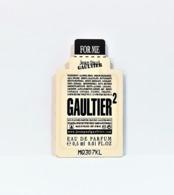 échantillons Parfum Tubes JEAN PAUL GAULTIER  2   EDP  Réplique Flacon  0.5 Ml - Campioncini Di Profumo (testers)