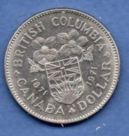Canada   -  1 Dollar 1971971   -  Km # 88  -  état  TTB+ - Canada
