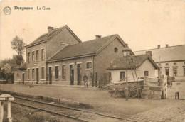 Belgique - Frasnes-lez-Anvaing - Dergneau - La Gare - Frasnes-lez-Anvaing