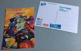 Carte Postale : Exposition De Bernard Cadène, Château De Laréole, 2019 - Altre Collezioni