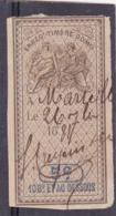 T.F. Effets De Commerce N°270 - Revenue Stamps