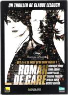 DVD Claude LELOUCH :  ROMAN DE GARE - Avec Dominique Pinon Et Fanny Ardant - Komedie