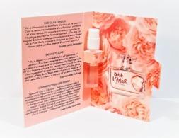 échantillons De Parfum   Tubes  OUI A  L'AMOUR   De YVES ROCHER  EDP  1.2 Ml + Boite - Campioncini Di Profumo (testers)