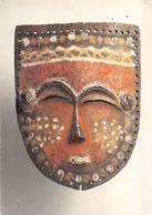 République Démocratique Du Congo (Afrique) - Zaïre - Masque Leele De Nguba - Cartes Postales
