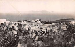 Sidi Bou Said (Tunisie) - Vue Générale - Tunisie