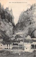Le Locle (Suisse) - Col Des Roches Coté Suisse - NE Neuchâtel