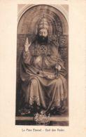 Gand (Belgique) - Cathédrale St Bavon - L'Agneau Mystique Par Hubert Et Jean Van Eyck - Le Père Eternel - Gent