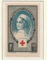 PIA - FRA - 1939 : 75° Anniversario Della Croce Rossa Internazionale  - (Yv  422) - Primo Soccorso