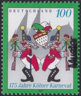 Specimen, Germany Sc1956 Cologne Carnival 175th Anniversary, Carnaval - Carnival