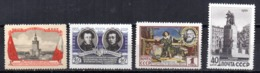 Serie Nº 1754/7  Rusia - 1923-1991 URSS