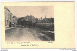 Jemelle - Rue De Rochefort - Malle-poste - L.Duparque N° 103 - 2 Scans - Rochefort
