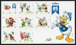 Italia Repubblica 2019 Paperino Foglietto Euro 8,80 MNH** Integro - 6. 1946-.. República
