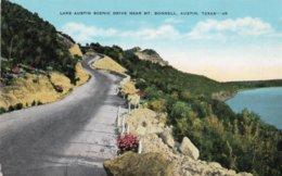 LAKE AUSTIN SCENIC DRIVER NEAR MT. BONELL-AUSTIN,TEXAS - Austin