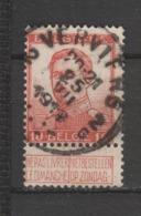 COB 118 Oblitération Centrale VERVIERS 2G - 1912 Pellens