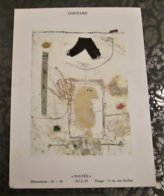 * SMALL PRINT * JAMES COIGNARD * POUPEE * ABSTRACT PAINTING - Collections