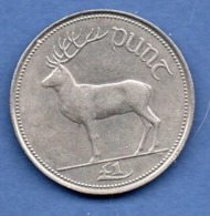 Irlande   - 1 Pound 1994 -  Km # 27  -  état  TTB - Ireland
