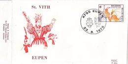 België - FDC 544 - 25 September 1978 - Toeristische Uitgifte - Eupen-Sankt Vith - Karnavalprins - OBP 1910 - FDC