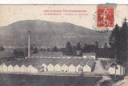 Vosges -  Remiremont - Filature De Béchamp - Remiremont