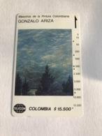 Colombia - 1  Phonecard Tamura - Kolumbien