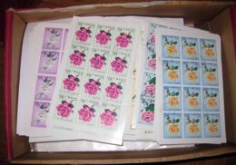Départ 1 Euro  Collection + 100 Blocs COTE + 500 Euros Jeux Olympiques Olympic Animaux Animals Topics -100 Photos à Voir - Stamps