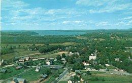 AERIAL VIEW OF SHELBURNE, VERMONT-1962 - Burlington