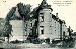N°76727 -cpa Germigny L'Exempt- Vue Prise Des Fossés- - Autres Communes