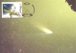 Carte Maximum - Portugal - Astronomia - Astronomie - Cometa Hale-Boop - Cartoline Maximum