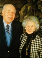 CPM AK Prins Bertil En Prinses Lilian SWEDISH ROYALTY (845107) - Familles Royales