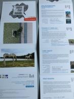 Dépliant 6 Feuillets : Centre D' Art Nomade, Toulouse, 2019 (Feuillet : Format Carte Postale) (Expositions-Créations) - Altre Collezioni