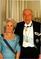 CPM AK Prins Bertil En Prinses Lilian Swedish Royalty (870946) - Familles Royales