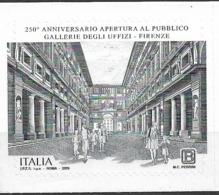 2019 Italien Mi. 4132**MNH  250. Jahrestag Der Eröffnung Der Galleria Degli Uffizi Für Die Öffentlichkeit. - 6. 1946-.. República