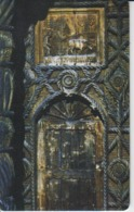 Romania - Wooden Sculptures Church Phonecard - See Photos (front/back) 09/02 - Romania