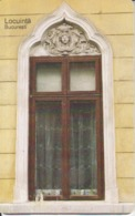 Romania - Bucuresti Architecture 11.07  Phonecard - See Photos (front/back) - Romania
