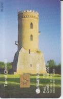 Romania - Targoviste Baia Mare Medieval Towers Phonecard - See Photos (front/back) 10.05 - Romania