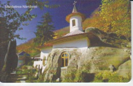 Romania - Arges Namaiesti Suceava Rasca Eglise Church Phonecard - See Photos (front/back) 11.05 - Romania