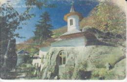 Romania - Arges Namaiesti Suceava Rasca Eglise Church Phonecard - See Photos (front/back) 11.05 Different Color - Romania