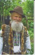 Romania - Folklore Ethnics Types 05.03 Phonecard - See Photos (front/back) - Romania