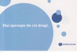 Romania -  Phonecard - See Photos (front/back) 06.10 - Romania