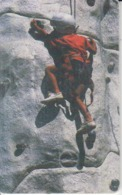 Romania - Climbing Sport  Phonecard - See Photos (front/back) - Romania