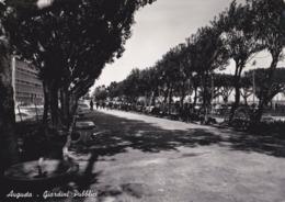 00065 - AUGUSTA - GIARDINI PUBBLICI - Italie