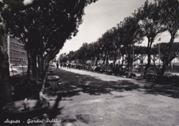 00065 - AUGUSTA - GIARDINI PUBBLICI - Italia