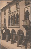 Palazzo Già Braschi Ora Brunello, Vicenza, C.1920 - Chiovato Cartolina - Vicenza