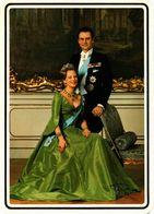 CPM AK Queen Margrethe II – Prince Henrik DENMARK ROYALTY (855392) - Königshäuser