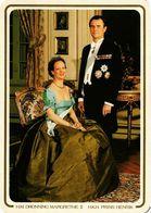 CPM AK Queen Margrethe II – Prince Henrik DENMARK ROYALTY (855514) - Königshäuser