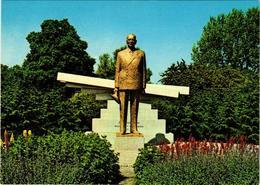 CPM AK Kobenhavn – Frederik IX Statue DENMARK ROYALTY (855569) - Familles Royales