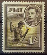 FIJI 1938/55 - MLH - Sc# 127 - Fidschi-Inseln (...-1970)