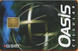 INDIA - GSM Test Demo Schlumberger Card - India