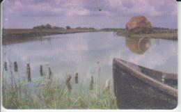 Romania - Danude Delta Nature Landscape -  Romtelecom Phonecard - See Photos (front/back) - Romania