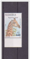 Namibie Girafe Hors Série MNH 1141 - Giraffes