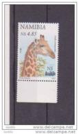 Namibie Girafe Hors Série MNH 1139. - Giraffes